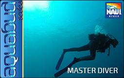 Aquabud Scuba - Master Diver Course