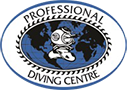 Lin to Professional Diving Centre website